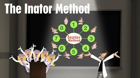Phineas and Ferb - The Inator Method (Song)
