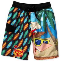 Backyard Beach swim trunks