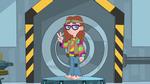 Carl undercover - hippie