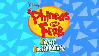 Day of Doofenshmirtz logo