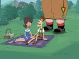 Heinz Doofenshmirtz's first date