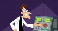 Doof (Perry the actropuss)