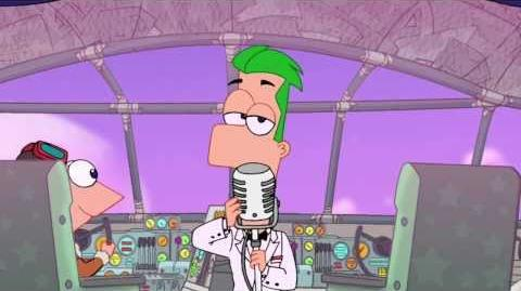 Phineas and Ferb Songs - Big Ginormous Airplane