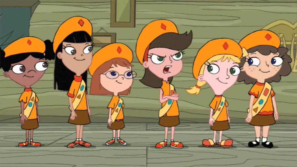 Image - Aw, nuts.jpg | Phineas and Ferb Wiki | FANDOM ...