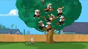 Mariachi tree