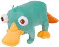 Perry 10 inch bean bag toy