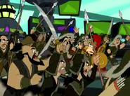 Doof's army