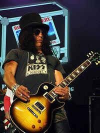 Slash in 2008