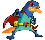 Mission Marvel - Perry 3