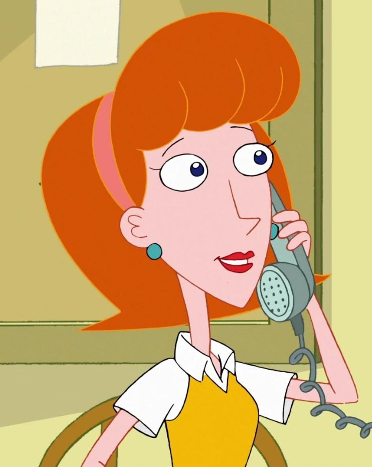 Linda Flynn-Fletcher | Phineas and Ferb Wiki | Fandom