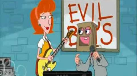 Evil Boys (Phineas and Ferb) HQ