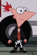 Punk-Rock Phineas