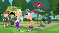 Phineas e Ferb - Verão (Por Onde Começar?) PT-PT Summer (Where Do We Begin?)