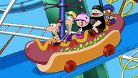 Todos na invenção de Phineas e Ferb