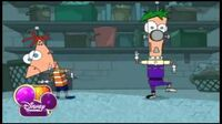 Phineas e Ferb - PhineDróis e FerBôs
