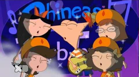 Phineas e Ferb - Gitchee Gitchee Goo O Que Eu Quero És Tu PT-PT