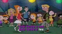 Videoclip Phineas e Ferb - O Verão é Teu