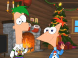Um Natal em Família com Phineas e Ferb