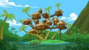Numa Ilha Tropical (Imagem 321)
