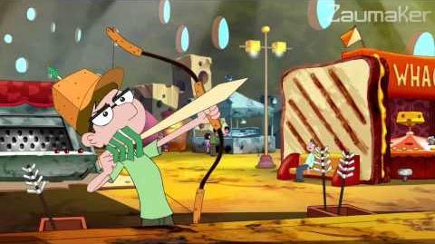 Phineas e Ferb - Queijotopia HD 720p