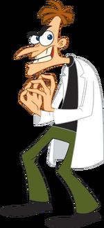 Doofenshmirtz - Imagem Promocional (01)