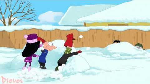 Phineas e Ferb - Abertura de Inverno (4ª Temporada)