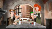 Phineas e Ferb Star Wars Imagem 535