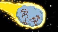 Rostos no Cometa