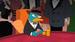Perry jogando