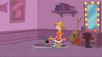 Doonkamoras Essenciais - Cartão do Título
