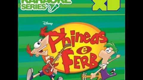 Phineas e Ferb - Praia do Quintal (Versão do Álbum)