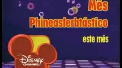 Mês Phineasferbtástico - Promo