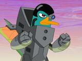 Perry o Ornitorrinco (2ª Dimensão)