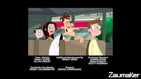 """Phineas e Ferb - Trailer de """"Encontre-Meap em Saint Louis"""" HD 720p PT-BR"""