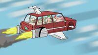Phineas e Ferb No Carro Voador do Futuro, Hoje