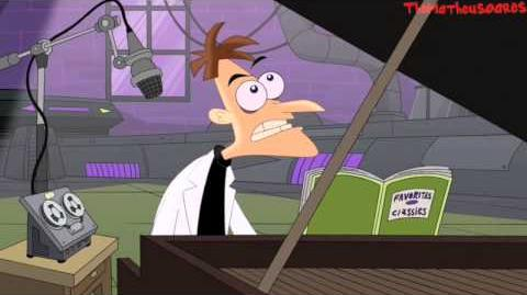 Phineas e Ferb - Coletânea de Jingles do Mal (HD)