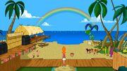 Festa de Terror na Praia com Gnomos de Jardim Imagem 87