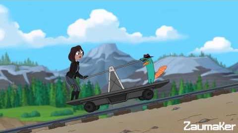 Phineas e Ferb - Vagonete HD 720p PT-BR