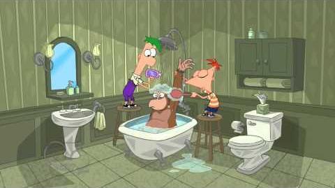 Phineas e Ferb - Abertura (DC-BR 1080i)