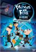 Phineas e Ferb O Filme Através da 2ª Dimensão Capa do DVD