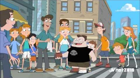 Phineas e Ferb - Latim do Ferb Música (HD)