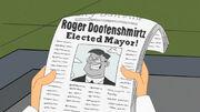 Roger eleito Prefeito