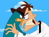 Relação de Perry e Doofenshmirtz