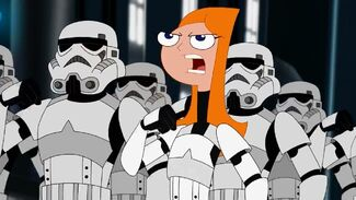 Phineas e Ferb Star Wars Imagem 475