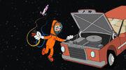 No Espaço Sideral (Imagem 659)