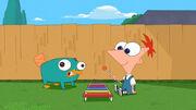 Ah, Você Está Aí, Perry! (205)