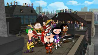 Phineas e Ferb Salvam o Verão Imagem 53
