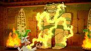 Phineas e Ferb no Templo de Juatchadoon Imagem 315