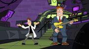 Phineas e Ferb Último Dia de Verão Imagem Erro 1