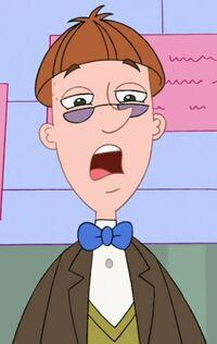 Sr. McGillicuddy